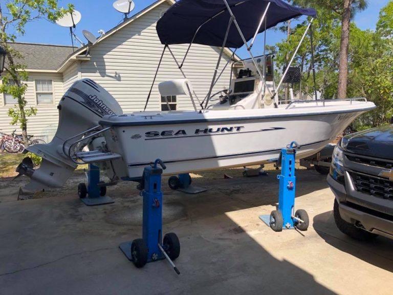 Wilmington Boat Services Trailer Repair