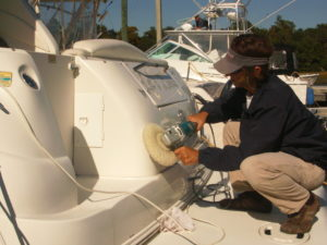 Wilmington Boat Services Detailing